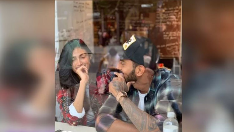 KL Rahul Girlfriend