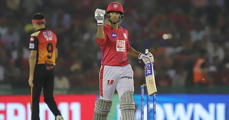 Mayank IPL