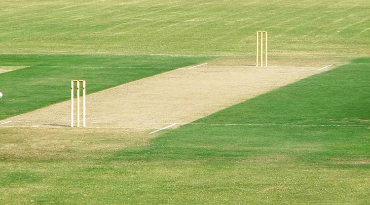 Pitch conditions