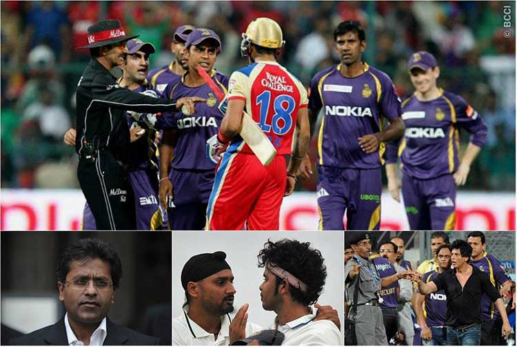 IPL has had its share of controversies