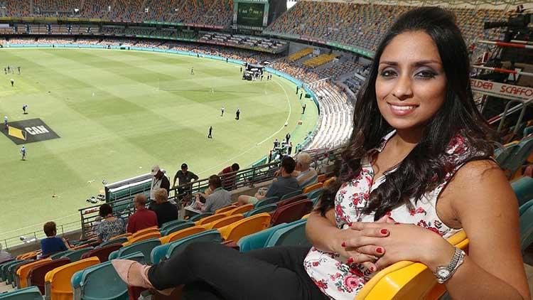 Isa Guha - Cricket commentators