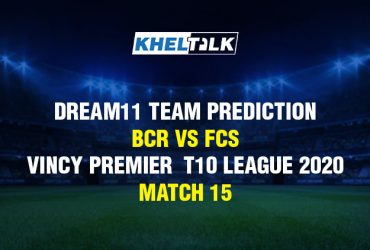 Dream11 Team Prediction - Botanic Gardens Rangers vs Fort Charlotte Strikers - Vincy Premier T10 League 2020 - Match 15