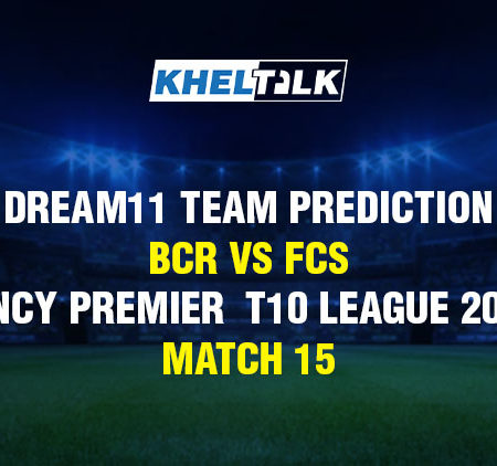 Dream11 Team Prediction – Botanic Gardens Rangers vs Fort Charlotte Strikers – Vincy Premier T10 League 2020 – Match 15