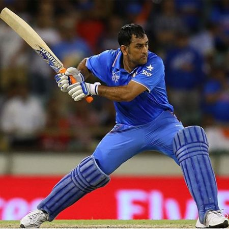 MS Dhoni's Helicopter Shot Story – History, Facts & More