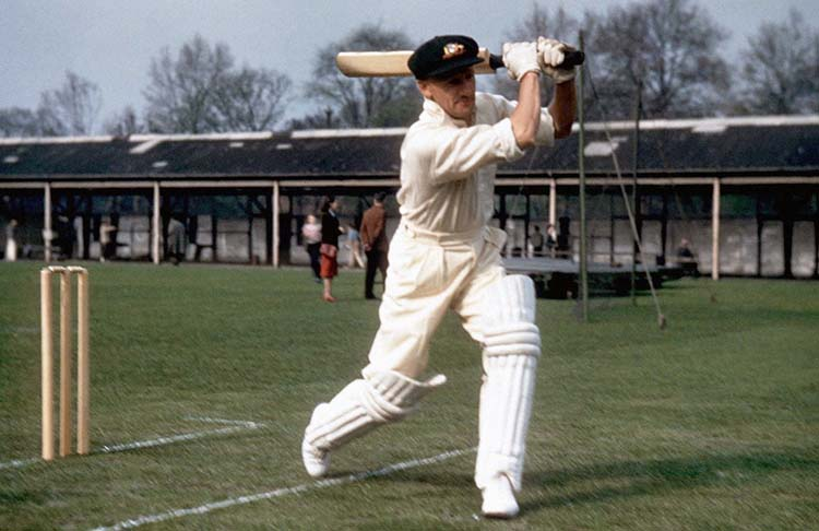 Don Bradman (Australia) – 12 double centuries in Test