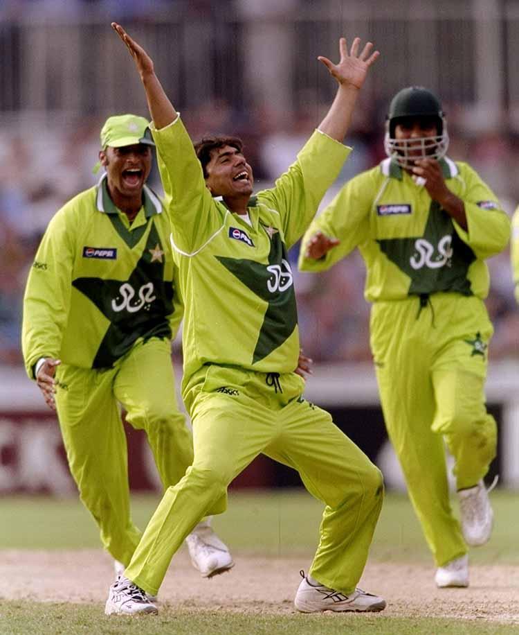 Saqlain Mushtaq (200 wickets in 104 matches)