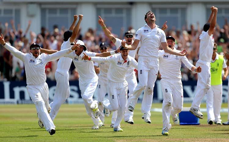 England test