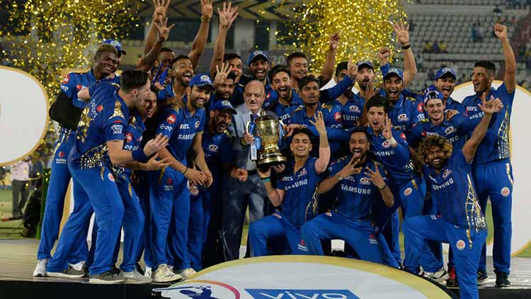 019 IPL Winner – Mumbai Indians