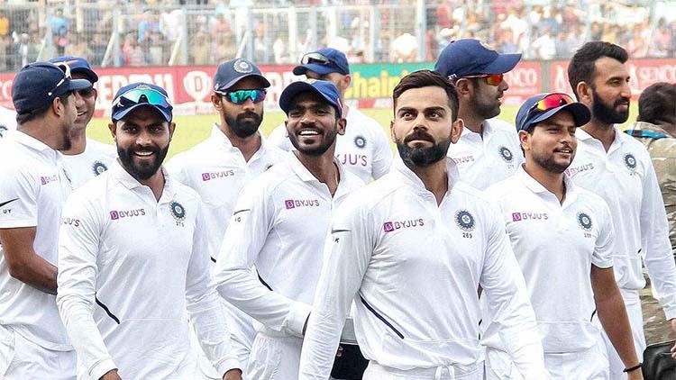 India Test Team