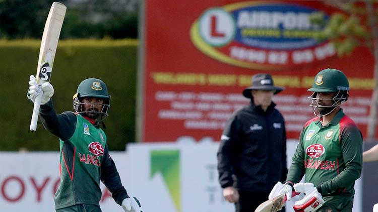 Tamim Iqbal and Liton Das – Bangladesh Vs Zimbabwe – 292 Runs