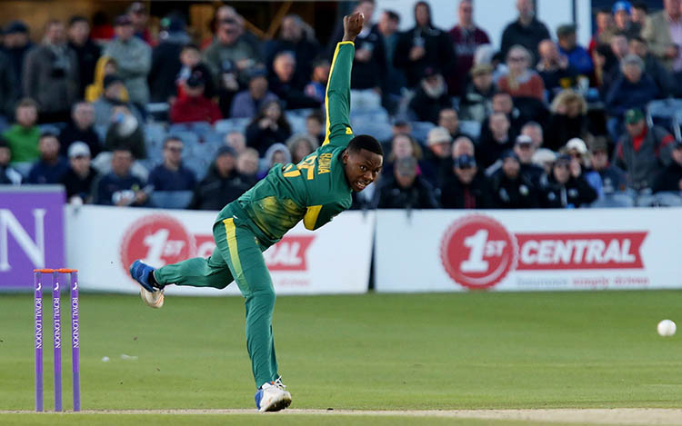 Kagiso Rabada (South Africa) – 150+ KM/HR