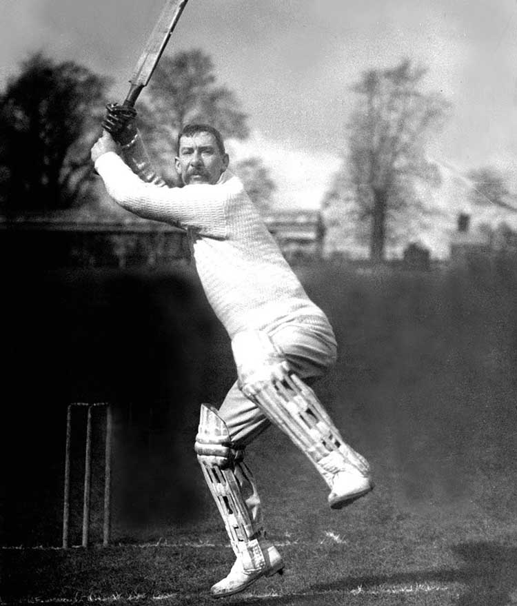 10 Longest sixes in Cricket History!  -10 Longest sixes in Cricket History! Albert Trott (England and Australia)
