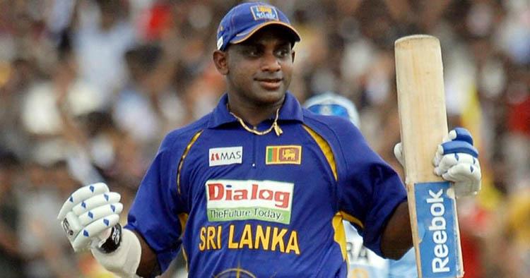 Upul Tharanga and Sanath Jayasurya – Sri Lanka Vs England – 286 Runs