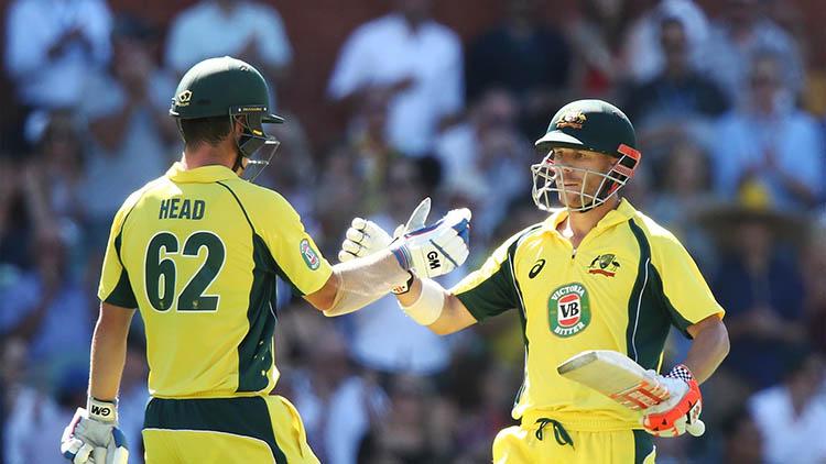 David Warner and Travis Head – Australia Vs Pakistan – 284 Runs