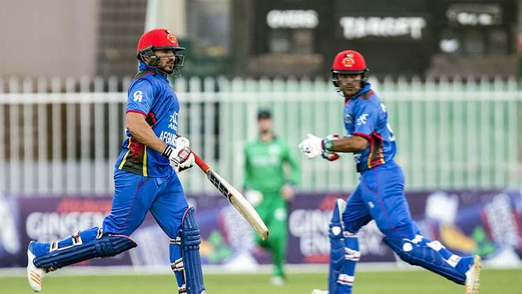 Afghanistan Vs Ireland – 278/3 – Dehradun – 2019