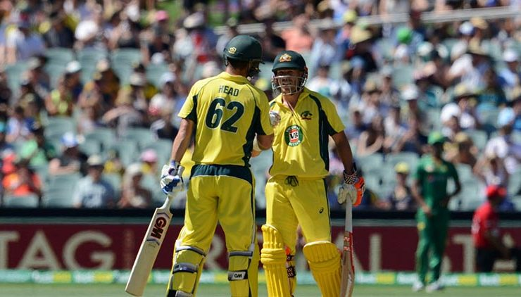 Top 5 Highest Opening Partnership in ODI History- 2020