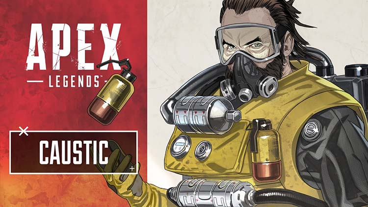 Caustic (Toxic Trapper)