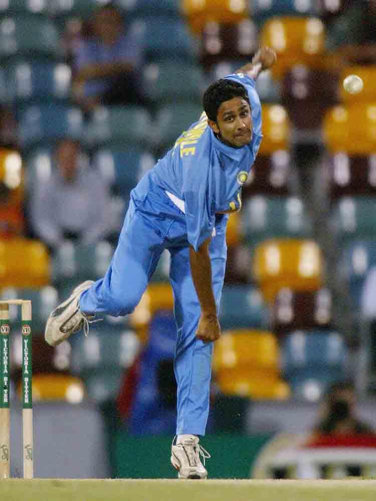 #9 Anil Kumble (India) – 337 ODI Wickets