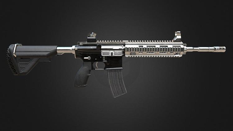 M416 - assault rifle in pubg