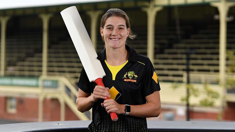 Australian women Cricketers