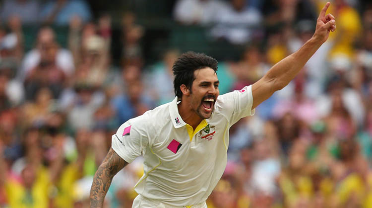 Mitchell Johnson – Australia