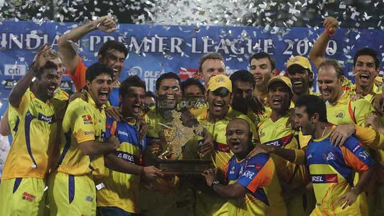 2010 IPL Winner – Chennai Super Kings