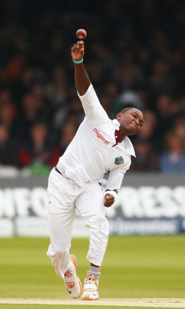 Fidel Edwards – West Indies