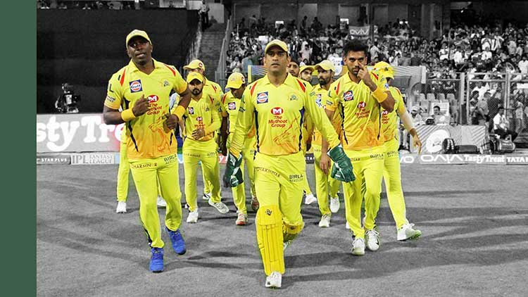 2011 IPL Winner – Chennai Super Kings