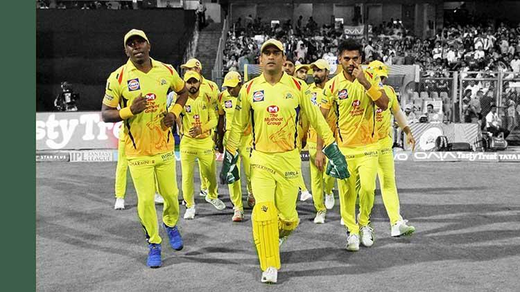 2011 IPL Winner – Chennai Super Kings