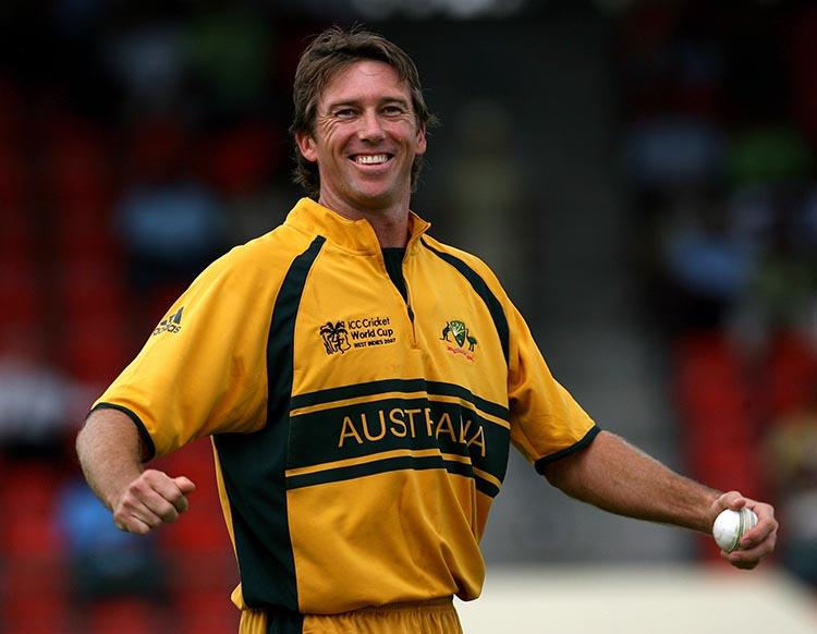Glenn McGrath (Australia) – 381 ODI Wickets