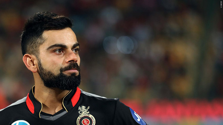 Top 5 lesser-known Records made by Virat Kohli in the IPL