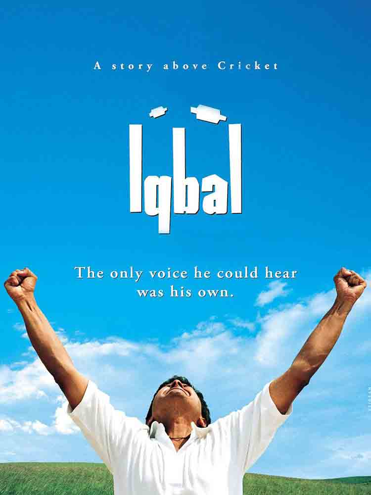 Iqbal (2005) - Hindi cricket movies