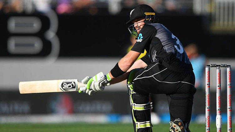 New Zealand's Star batsman