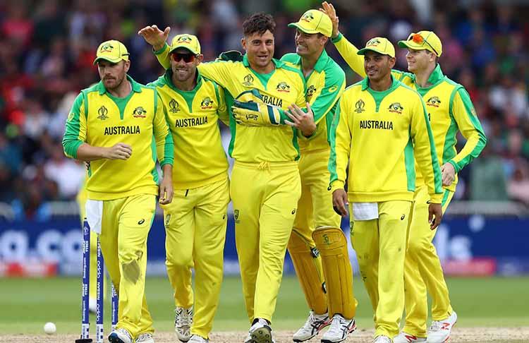 most odi wins  - Australia