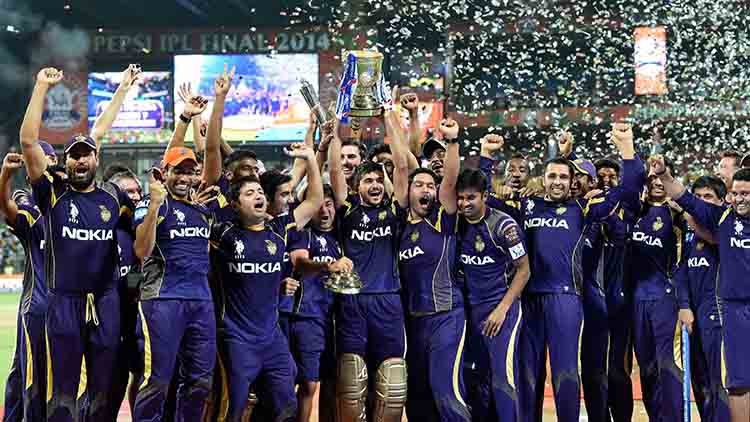 2014 IPL Winner – Kolkata Knight Riders