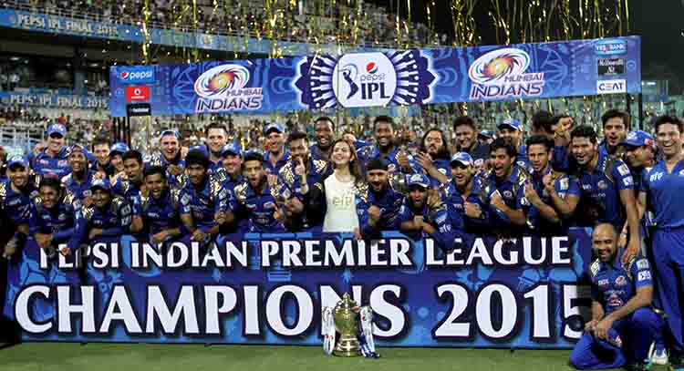 2015 IPL Winner – Mumbai Indians
