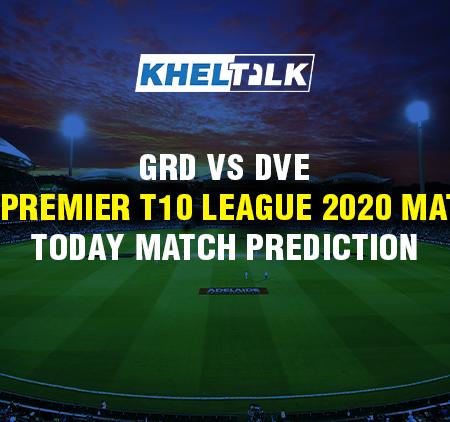 Today Match Prediction – GRD vs DVE – Vincy Premier T10 League – Match 12