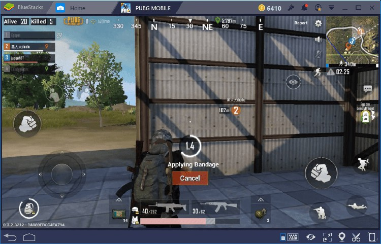 Heal like a Pro- PUBG mobile tips