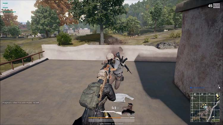 Don't underestimate the importance of the Shotgun