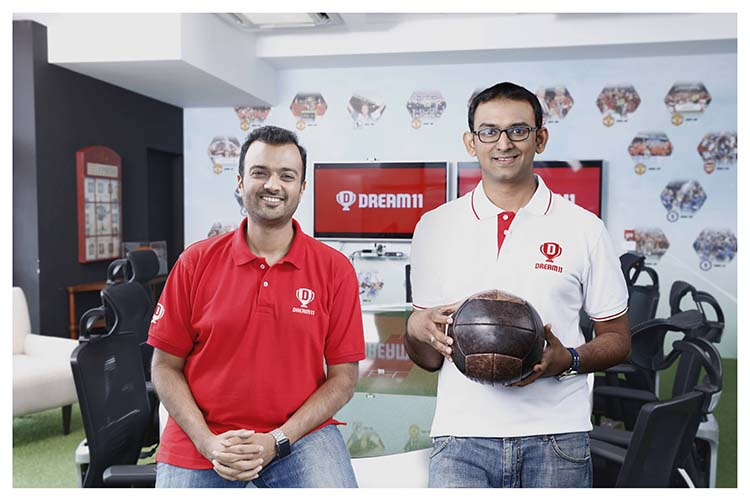 Story of Dream11 - Fantasy Sports platform