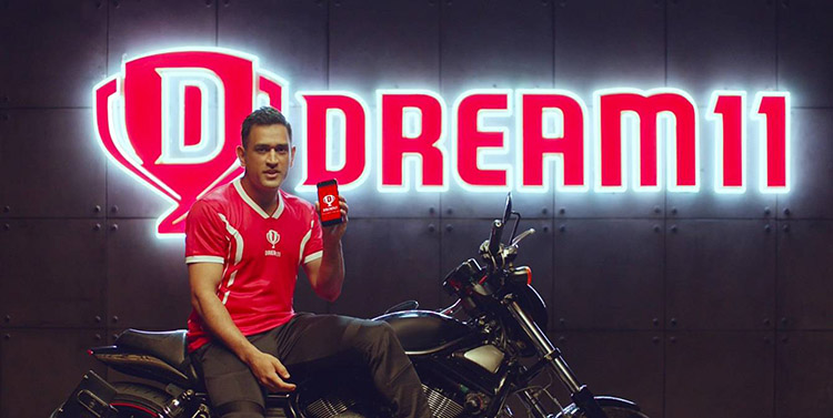 Dream11 Brand Ambassador