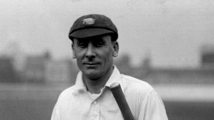 Jack Hobbs (England) – 4000 Test Runs in 75 Innings