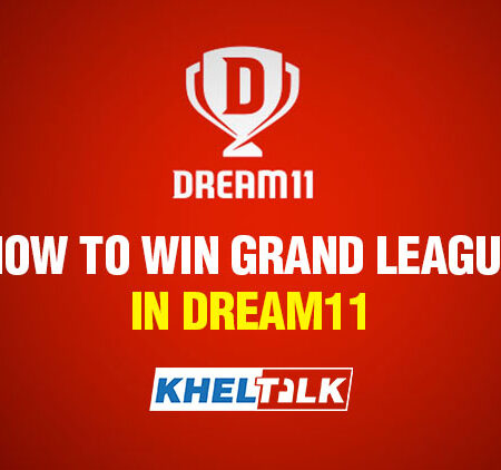 How to Win Grand League in dream11- Top 5 Dream11 Grand League Winning Tips
