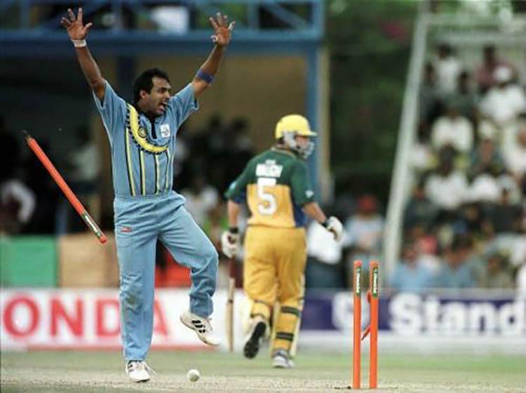 Robin Singh – Vs Sri Lanka – 1999 World Cup