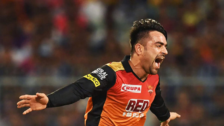 Rashid Khan (Sunrisers Hyderabad)