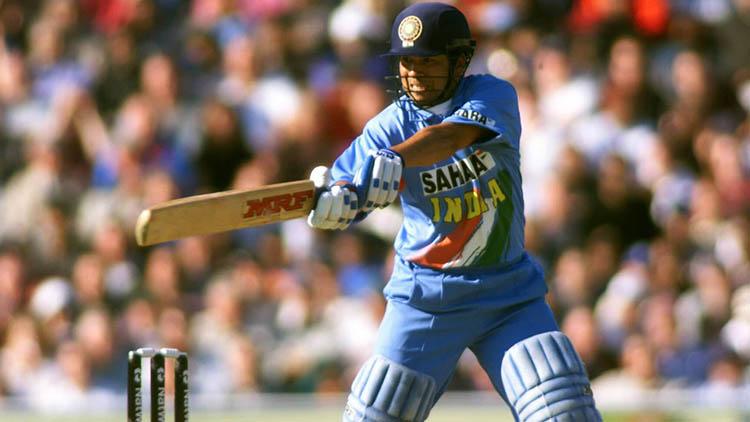 Man of the Match - Sachin Tendulkar (India)