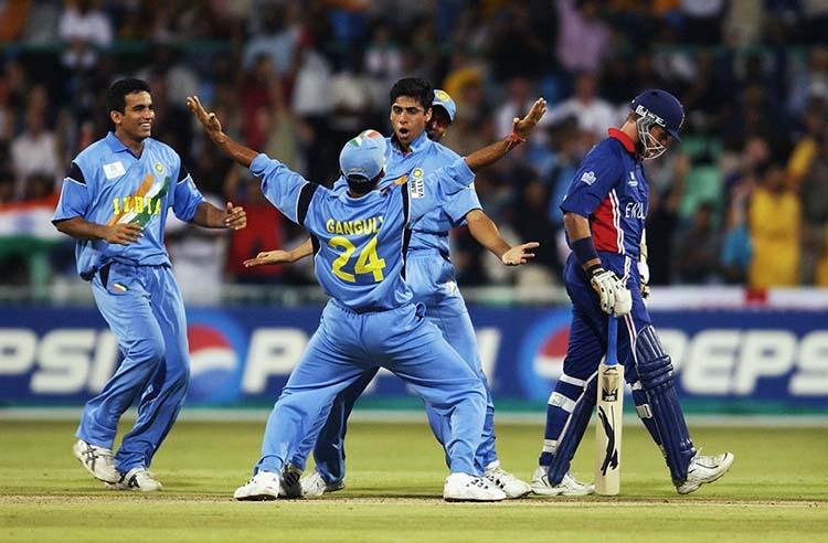 Ashish Nehra – Vs England – 2003 World Cup