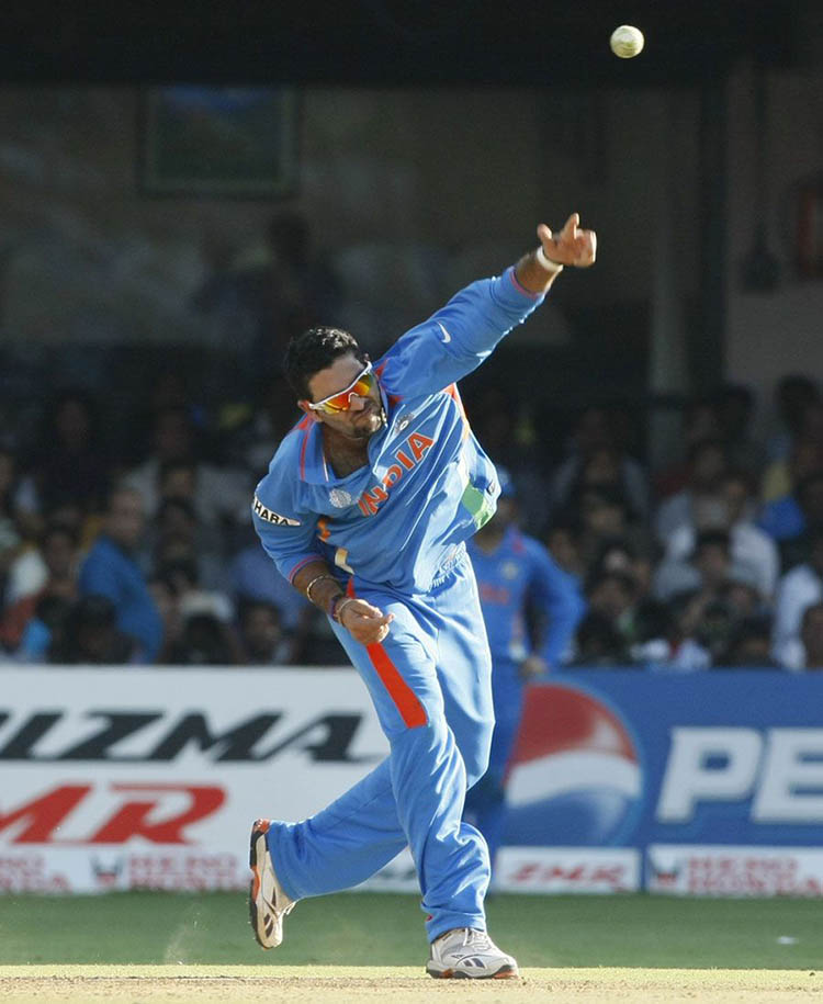 Yuvraj Singh – Vs Ireland – 2011 World Cup