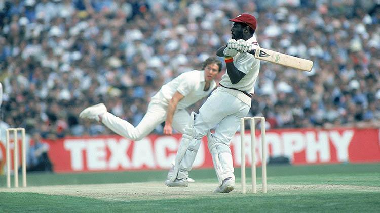 Viv Richards (West Indies) – 4000 Test Runs in 71 innings