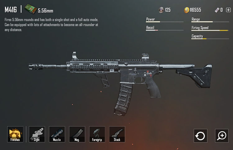 Best sensitivity settings for M416 to reduce Recoil to Zero
